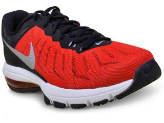Tênis Masculino Nike 819004-600 Air Max Full Ride tr Vermelho/preto - Tamanho Médio