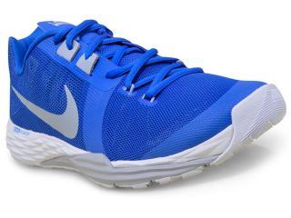 9938c7420760e Tênis Masculino Nike 832219-402 Train Prime Iron df Azul