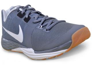 Tênis Masculino Nike 832219-010 Prime Iron Dual Fusion Cinza - Tamanho Médio