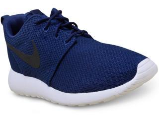Tênis Masculino Nike 511881-405 Roshe One Marinho - Tamanho Médio