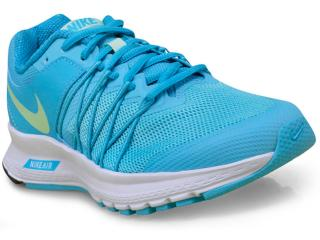 Tênis Feminino Nike 843883-402 Wmns Air Relentless 6 Msl Azul - Tamanho Médio