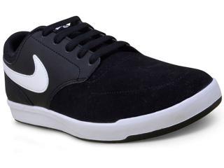 Tênis Masculino Nike 749477-002 sb Fokus Preto/branco - Tamanho Médio