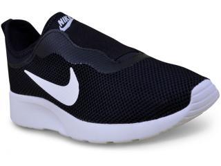 Tênis Feminino Nike 902866-002 Tanjun Slip  Preto/branco - Tamanho Médio