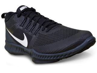 Tênis Masculino Nike 917708-001 Zoom Domination tr  Preto - Tamanho Médio