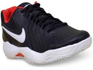 Tênis Masculino Nike 918194-001 Air Zoom Resistance Preto/branco/vermelho - Tamanho Médio
