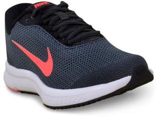 Tênis Feminino Nike 898484-008 Runallday Chumbo/coral - Tamanho Médio