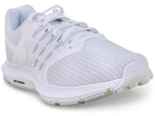 Tênis Feminino Nike 909006-100 Wmns Run Swift Branco - Tamanho Médio