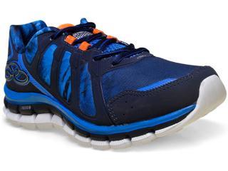 Tênis Masculino Olympikus Diffuse  Colors 252 Marinho/azul - Tamanho Médio