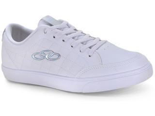 Tênis Feminino Olympikus Lux 670 Branco - Tamanho Médio