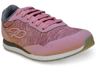 Tênis Feminino Olympikus Fancy 265 Rosa Quartz - Tamanho Médio