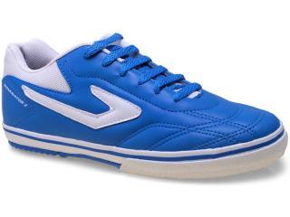 Tênis Masculino Topper 4132751 Dominator Iii Azul/branco - Tamanho Médio