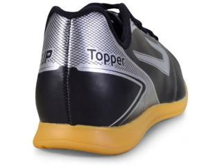 decbb88b94 Tênis Topper 4201345 2976 Pretoprata Comprar na Loja...