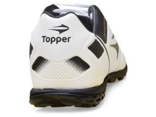 Tênis Topper 4136533 128 Brancopreto Comprar na Loja... 02906b3ed4efa