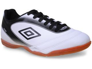 Tênis Masculino Umbro Of72038 211 Branco/preto - Tamanho Médio