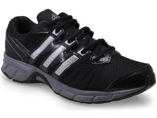 Tênis Masculino Adidas G97202 Roadmace m Preto/prata - Tamanho Médio