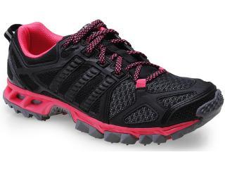 Tênis Feminino Adidas D66855 Kanadia 6w Preto/pink - Tamanho Médio