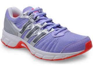 Tênis Feminino Adidas D67121 Roadmace w Lilas/prata/branco - Tamanho Médio
