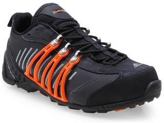 Tênis Unisex Adidas G98979 Hellbernder Preto/laranja - Tamanho Médio