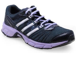Tênis Feminino Adidas D67122 Roadmace w Chumbo/lilas - Tamanho Médio