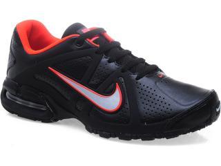 Tênis Masculino Nike 580430-001 Air Max Lte 3 sl br Preto/laranja - Tamanho Médio