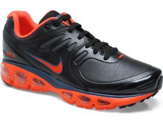 Tênis Masculino Nike 526326-008 Air Max t Preto/laranja - Tamanho Médio