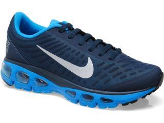 Tênis Masculino Nike 555416-404 Air Max Tailwind +5 Azul/marinho - Tamanho Médio