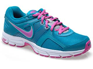 Tênis Feminino Nike 537609-360 Wmns Air Retaliate 2 Turquesa/rosa - Tamanho Médio