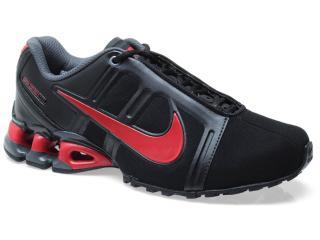 Tênis Masculino Nike 558441-003 Impax Contain ii sl Preto/vermelho - Tamanho Médio