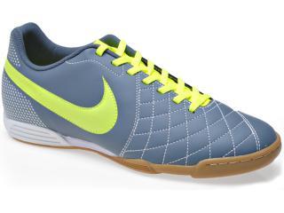 Tênis Masculino Nike 603787-400 Flare ic Cinza/limão - Tamanho Médio