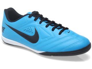 Tênis Masculino Nike 502776-402 Beco Azul/preto - Tamanho Médio