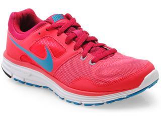 Tênis Feminino Nike 554676-636 Lunarfly +4 Coral/vinho/acqua - Tamanho Médio