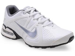 Tênis Masculino Nike 580430-100 Air Max Lte 3 sl Emb Branco/cinza - Tamanho Médio