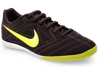 Tênis Masculino Nike 502776-200 Beco Café/limão - Tamanho Médio