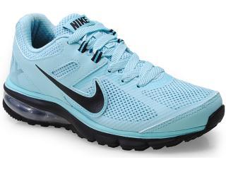 Tênis Feminino Nike 599390-404 Wmns Air Max Defy rn Azul Claro/preto - Tamanho Médio