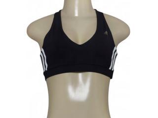 Top Feminino Adidas Ao0086 Forma Wkt Preto - Tamanho Médio