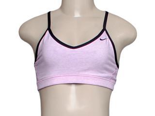 Top Feminino Nike 623872-682 Victory Reversivel Lilas/roxo - Tamanho Médio