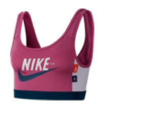 Top Feminino Nike Cj0706-691 Icon Clash Rosa - Tamanho Médio