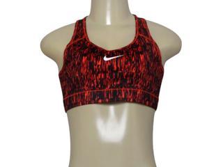 Top Feminino Nike 802898-696 Victory Sports Vermelho/preto - Tamanho Médio