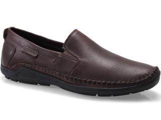 Sapato Masculino Ferricelli Lb11200 Brown - Tamanho Médio