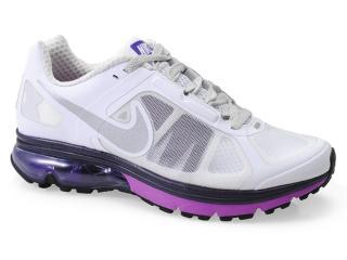 Tênis Feminino Nike 539932-103 Wmns Air Max Finale+ Branco/roxo - Tamanho Médio