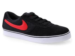 Tênis Masculino Nike 442477-062 Mavrk Low 2  Preto/vermelho - Tamanho Médio