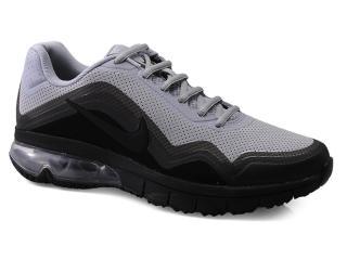 Tênis Masculino Nike 553642-001 Air Max tr 180 sl Preto/cinza - Tamanho Médio