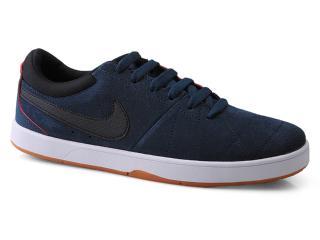 Tênis Masculino Nike 553694-401 Rabona Marinho - Tamanho Médio