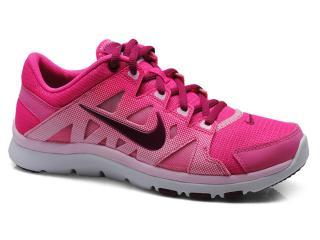 Tênis Feminino Nike 616694-600 Flex Supreme tr ii Rosa/pink - Tamanho Médio