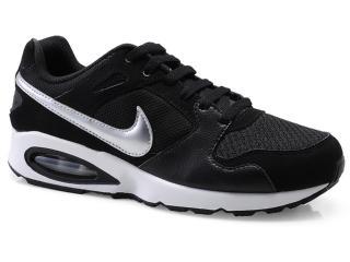 Tênis Masculino Nike 555423-002 Air Max Coliseum Racer Preto/prata/bco - Tamanho Médio