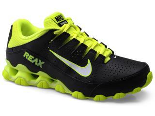 Tênis Masculino Nike 616543-003 Reax 8 tr sl Preto/limão - Tamanho Médio