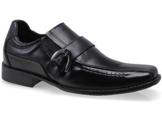 Sapato Masculino Fegalli 14030 Preto - Tamanho Médio