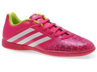 Tênis Masculino Adidas F32608 Predito lz in Pink/branco/limão - Tamanho Médio