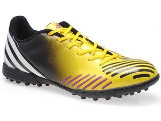 Tênis Masculino Adidas G64967 Predito lz Trx tf Amarelo/preto - Tamanho Médio