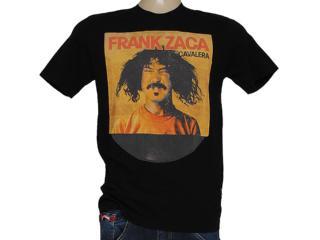 Camiseta Masculina Cavalera Clothing 01.01.7377 Preto - Tamanho Médio